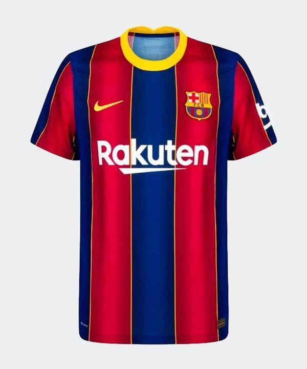 Домашняя форма Барселона 2020-2021